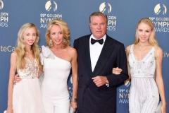 La Famiglia Reale Borbone delle Due Sicilie al Festival della TV di Monte-Carlo
