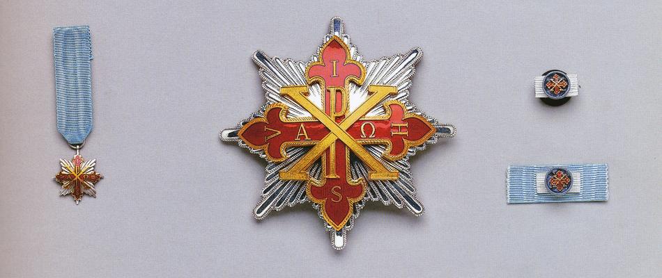 Sacro Militare Ordine Costantiniano di San Giorgio - 3