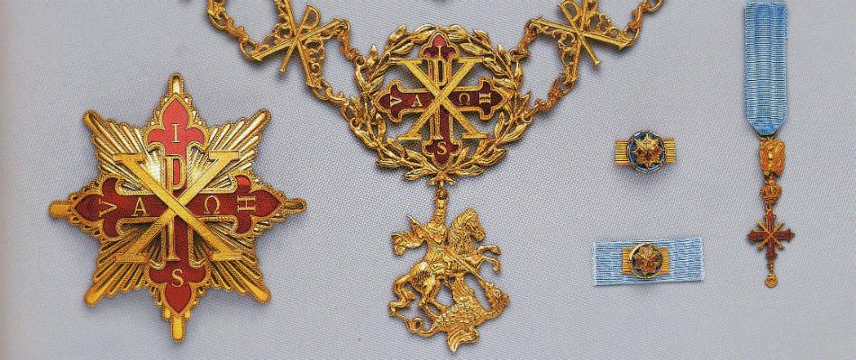 Sacro Militare Ordine Costantiniano di San Giorgio - 5