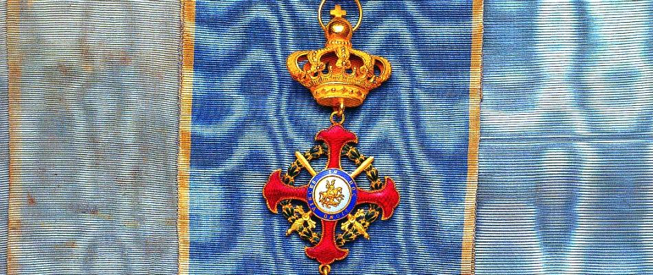 Real Ordine Militare di San Giorgio della Riunione - 3