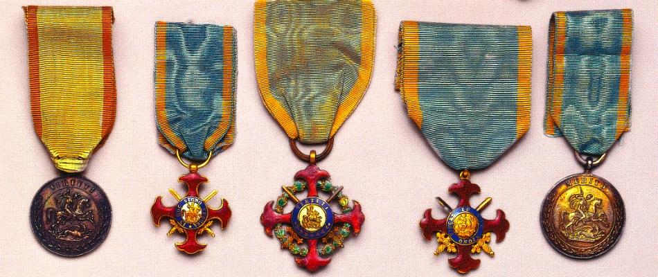 Real Ordine Militare di San Giorgio della Riunione - 2