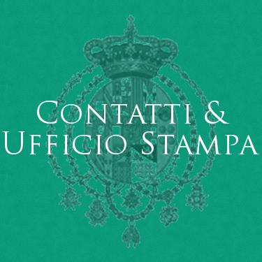 Real Casa di Borbone delle Due Sicilie - Contatti e Ufficio Stampa