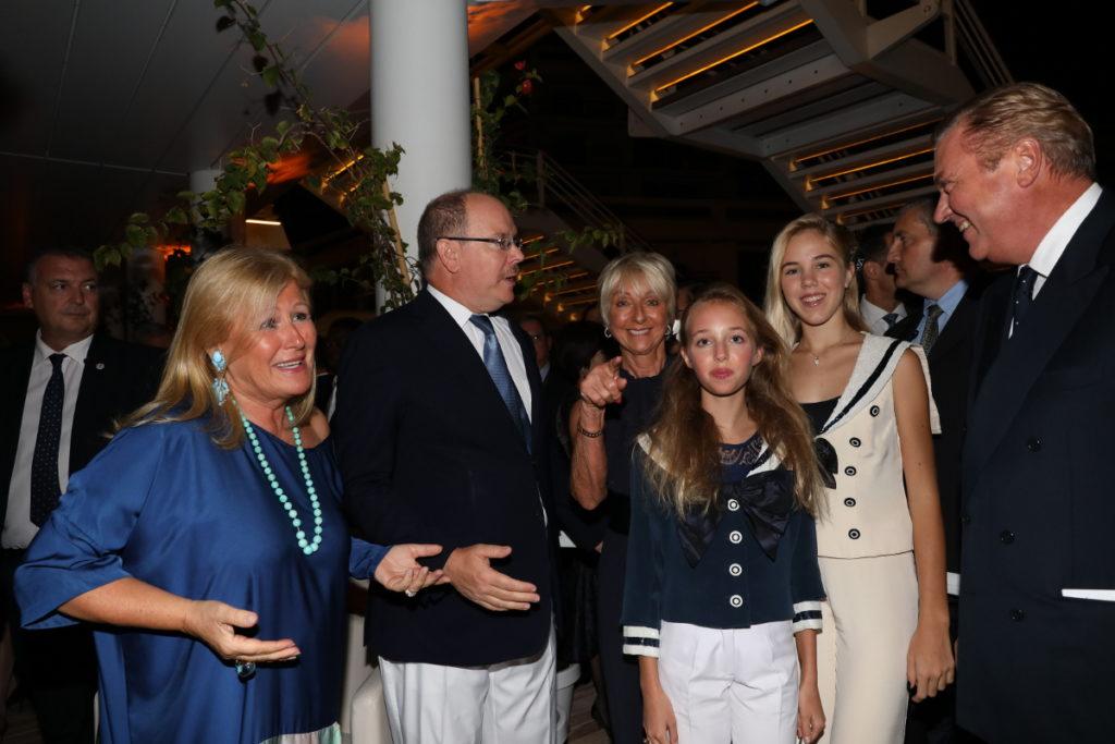 Dîner de Gala @yachtclubmonaco
