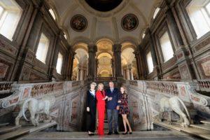 Carlo e Camilla di Borbone Due Sicilie - Anniversario di Matrimonio