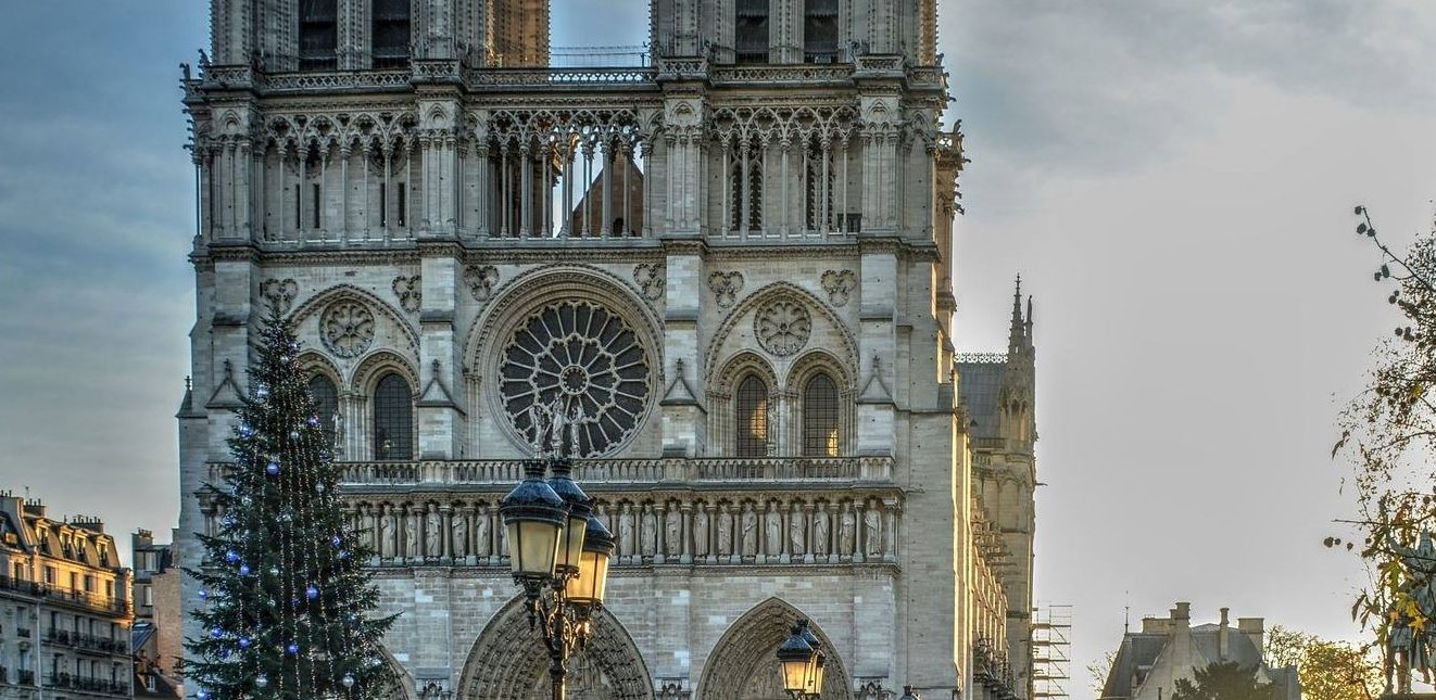 HRH the Duke of Castro's message following the fire of Notre-Dame Cathedral in Paris