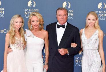 La Famille Royale de Bourbon des Deux Siciles a participé à la cérémonie de remise des prix du 59ème Festival de télévision de Monte-Carlo