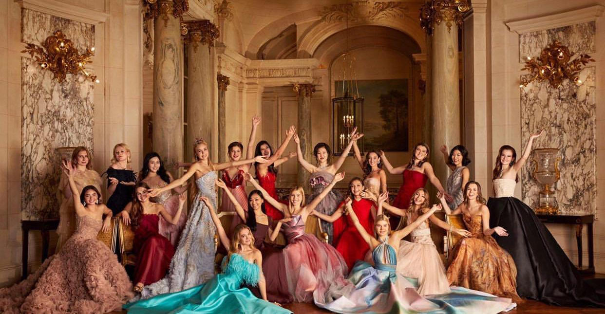 S.A.R. la Principessa Maria Carolina di Borbone delle Due Sicilie ha partecipato al Ballo delle Debuttanti 2019