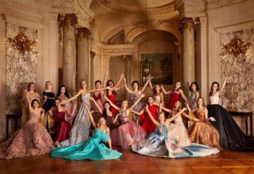 S.A.R. La Princesse Maria Carolina de Bourbon des Deux Siciles, Duchesse de Calabre et de Palerme a participé au Bal des Débutantes 2019